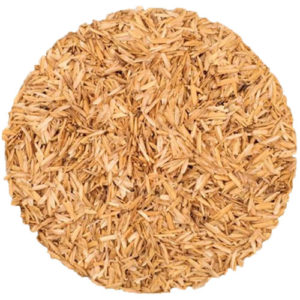 Лузга рисовая